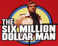 The Six Million Dollar Man